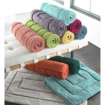 KassaDesign Brights Bath Rugs