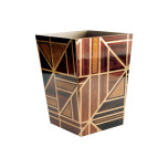 Parquet Bath Accessories | Gracious Style