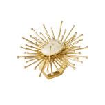 Kim Seybert Flare Gold Napkin Rings