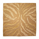 Zebra Gold Placemats