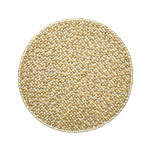 Brilliant Gold/silver Placemats | Gracious Style