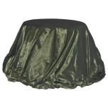 Custom Lancaster Green Taffeta Tablecloth | Gracious Style
