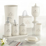 Le Bain Bath Accessories | Gracious Style
