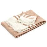 Belgian Towel Fouta Desert Stripe