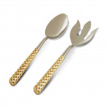 Braid Gold 11.5 in Serving Set