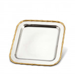 Evoca Square Platter 10 in | Gracious Style