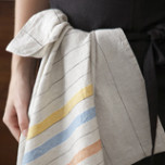 Libeco Home Kitchen Towels | Gracious Style