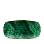 Malachite Rectangular Tray Med 6