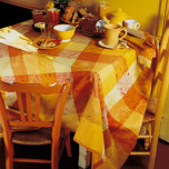Mille Couleurs Soleil Table Linens