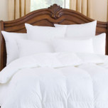 Nirvana Polish Down Pillows | Gracious Style