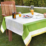 Olive Table Linens | Gracious Style
