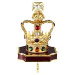 Coronation Crown Stocking Holder
