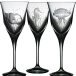 Pacifica Clear Stemware