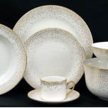 Kelly Wearstler Trousdale Gold Dinnerware