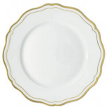 Polka Gold Dinnerware | Gracious Style