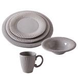 Butler Taupe Dinnerware