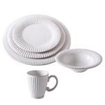 Butler White Dinnerware