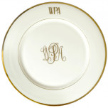 Signature Monogram Charger