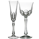 Simplicity Clear Stemware | Gracious Style