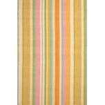 Tangerine Dream Woven Cotton Rug