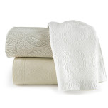 Vienna Matelasse Coverlet | Gracious Style