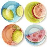 Sara's Fresh Fruit Dinnerware