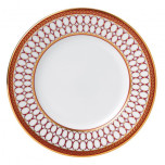 Renaissance Red Bread & Butter Plate 6 in