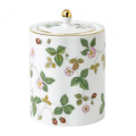 Wild Strawberry Tea Caddy | Gracious Style