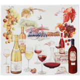 Bouquet Wine Dinnerware