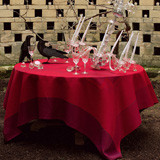 Diamant Ruby Table Linens