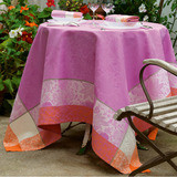Victoria Cyclamen Table Linens