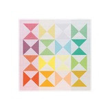 Origami Multico Napkin Square 21 in