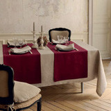 Mille Datcha Caillou Table Linens