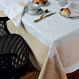 Imperatrice Gold Easy Care Table Linens