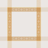 Imperatrice Gold Napkin Square 21 in