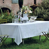Mille Rubans Blanc Table Linens