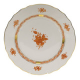 Chinese Bouquet Dinnerware - Rust