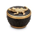 Crocodile Candle 4.5 x 3.5 in