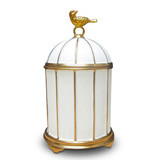 Bird Cage Candle