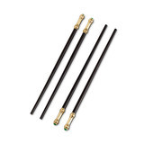 Chopsticks - Gold (2 Pairs) 9.5 in