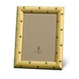 Atelier Florentine Gold & Malachite Cabochons Picture Frame