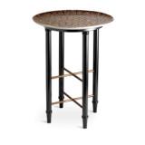 Tray Tables Coffee Table - Ashanti Grey 20 x 18 in