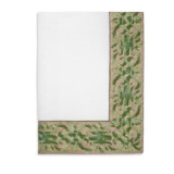 Fortuny Napkins Farnese Green (Set of 4) 21 x 21 in