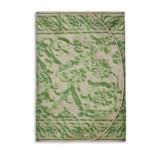 Fortuny Runner Farnese Green 90 x 16 in