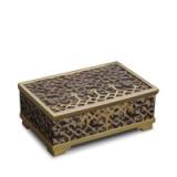 Fortuny Decorative Box Medium Rabat Grey