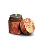 Fortuny Candle De Medici Red