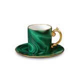 Malachite Espresso Cup