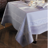 Perce Neige Perle Easy Care Table Linens