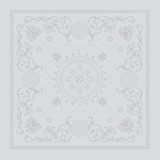 Eloise Diamant Napkin Square 21 in