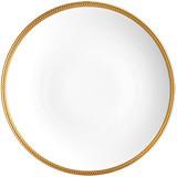 Soie Tressee Gold Dinnerware